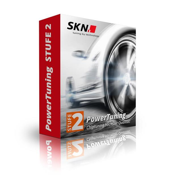 SKN Softwareoptimierung Power Tuning Stufe 2 für fast...