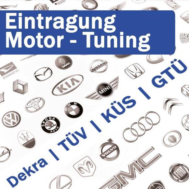 SKN CHIP Tuning Eintragung (Power | ECO75 | ECO)...